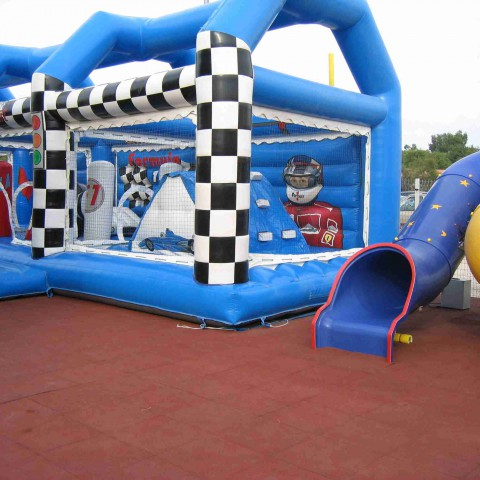 Dalles Hexdalle® XE Playgrounds