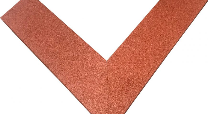 HEXDALLE® XE BEVELLED EDGING